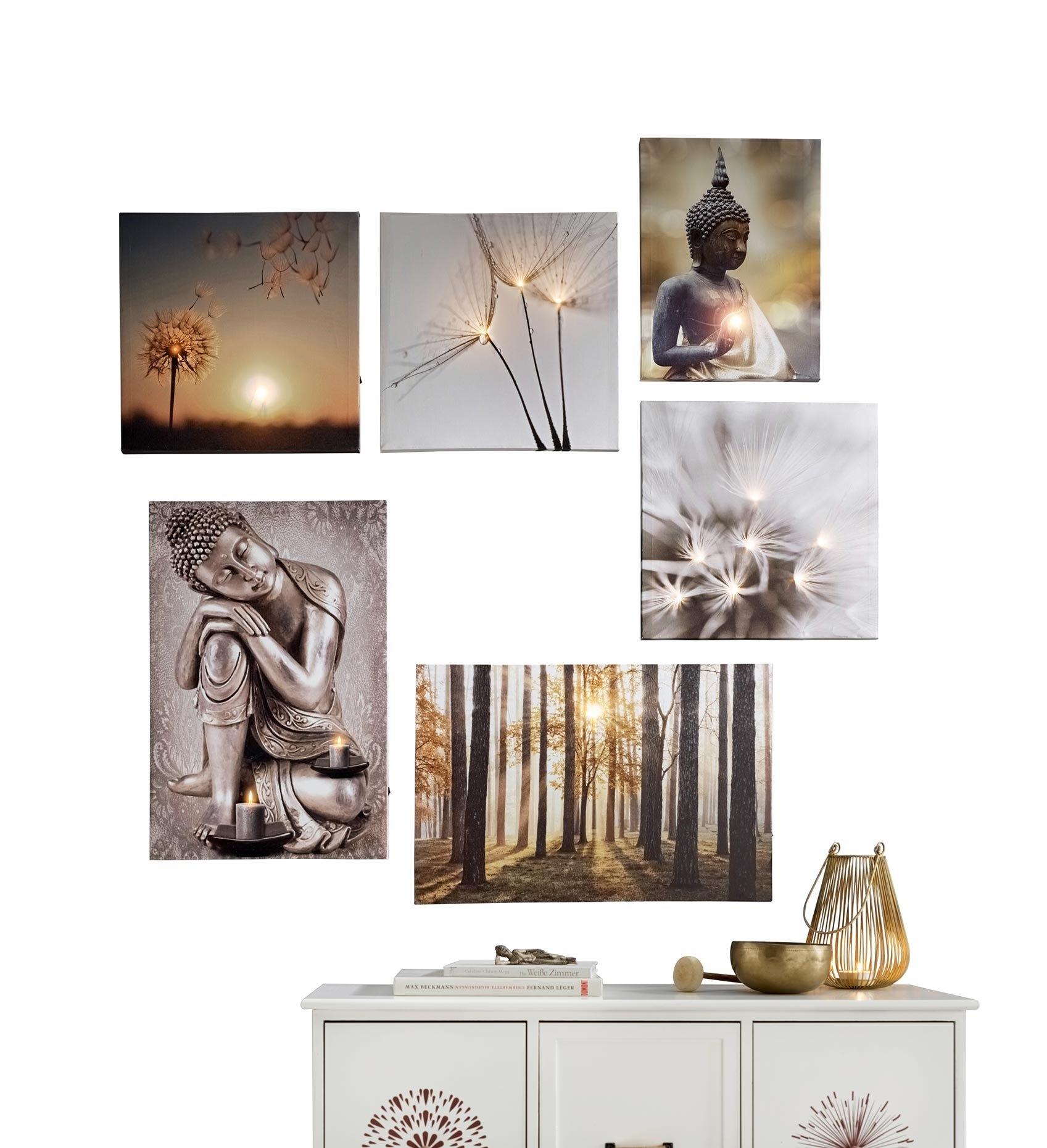 heine home Led-artprint goedkoop op otto.nl kopen