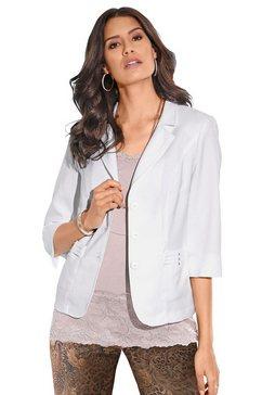 lady blouseblazer wit