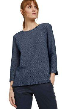 tom tailor sweater blauw