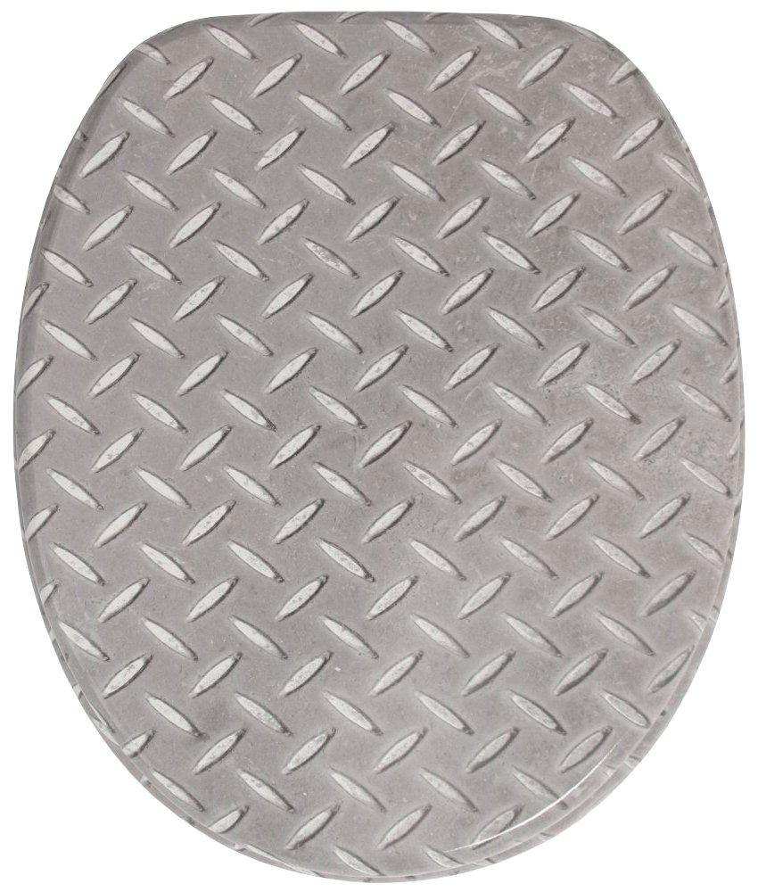 Sanilo toiletzitting Steel Plate met soft-closemechanisme nu online kopen bij OTTO