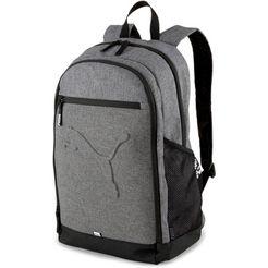 puma »puma buzz backpack« sportrugzak grijs