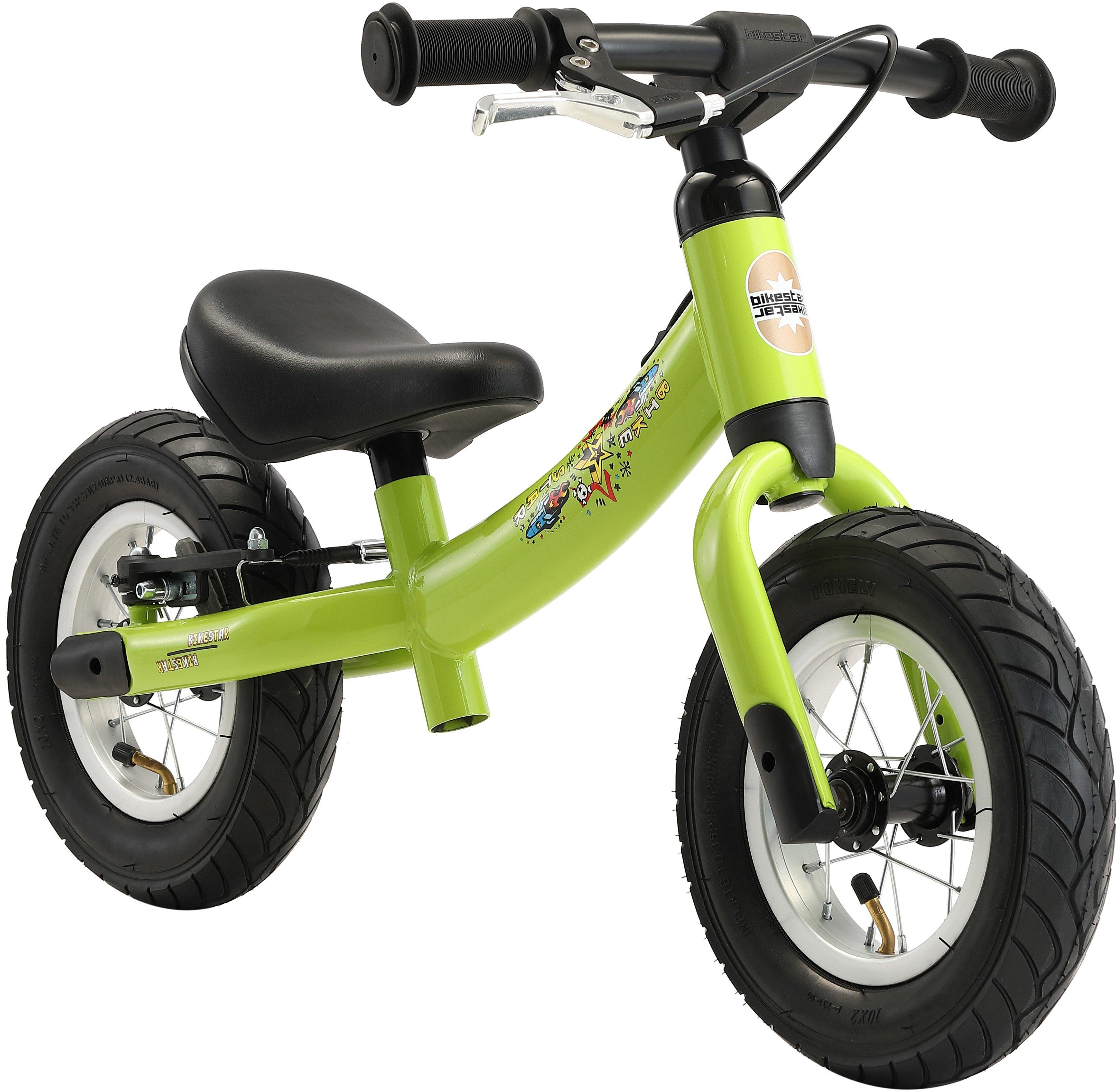 Bikestar loopfiets BIKESTAR kinder-loopfiets v.a. 2 jaar 10 inch Flex in de webshop van OTTO kopen