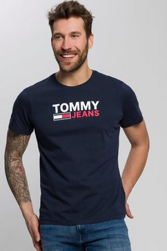 tommy jeans t-shirt »tjm corp logo tee«