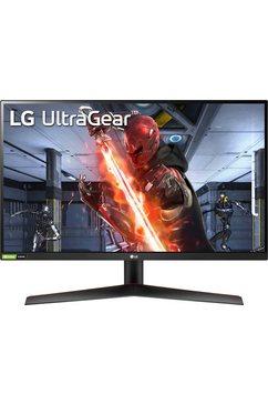 "lg gaming-ledscherm 27gn600, 68 cm - 27 "", full hd zwart"