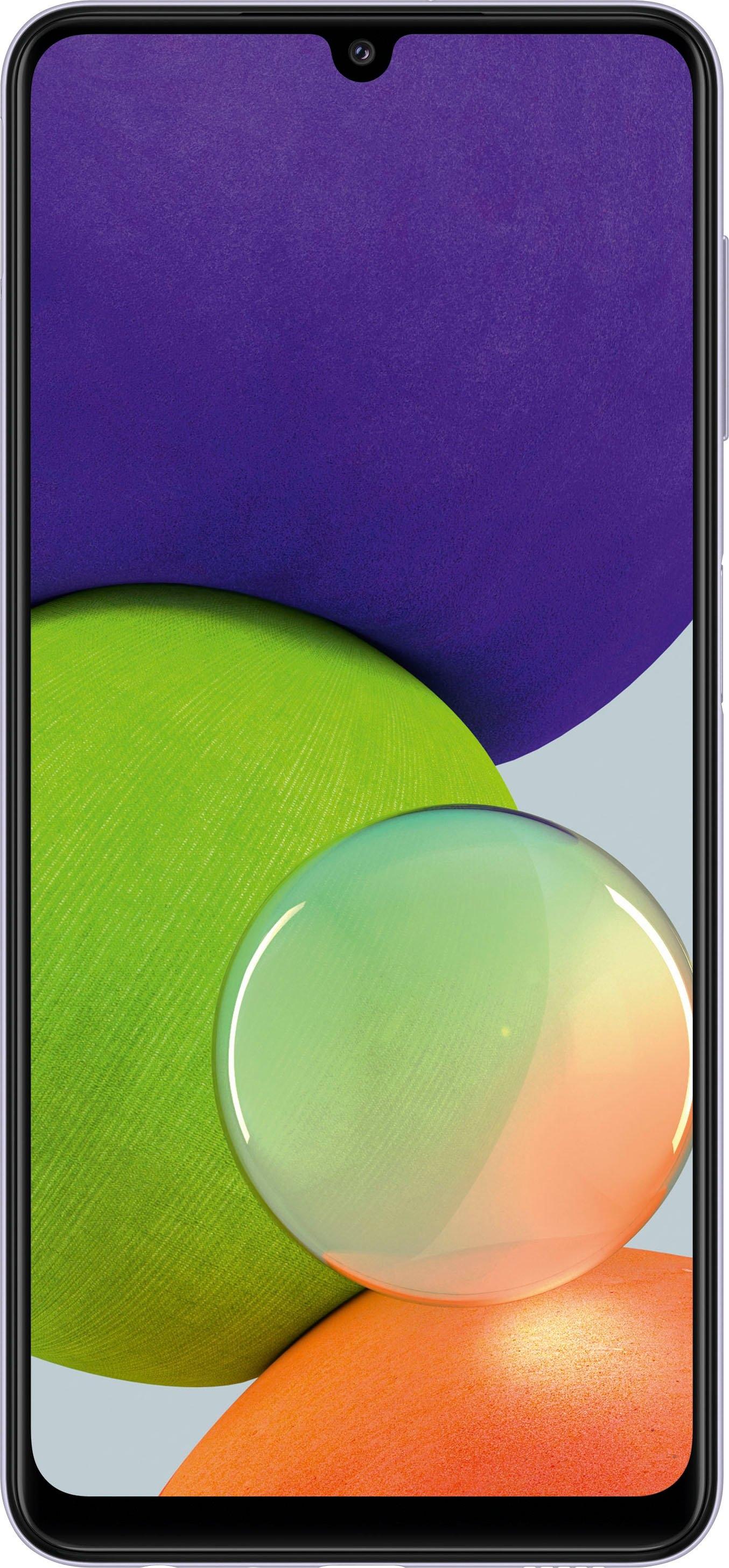 Samsung smartphone Galaxy A22 5G bestellen: 30 dagen bedenktijd
