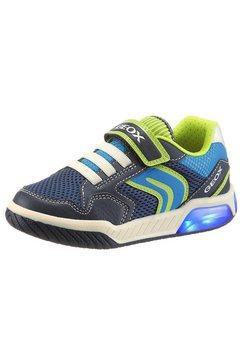 geox kids sneakers inek blauw