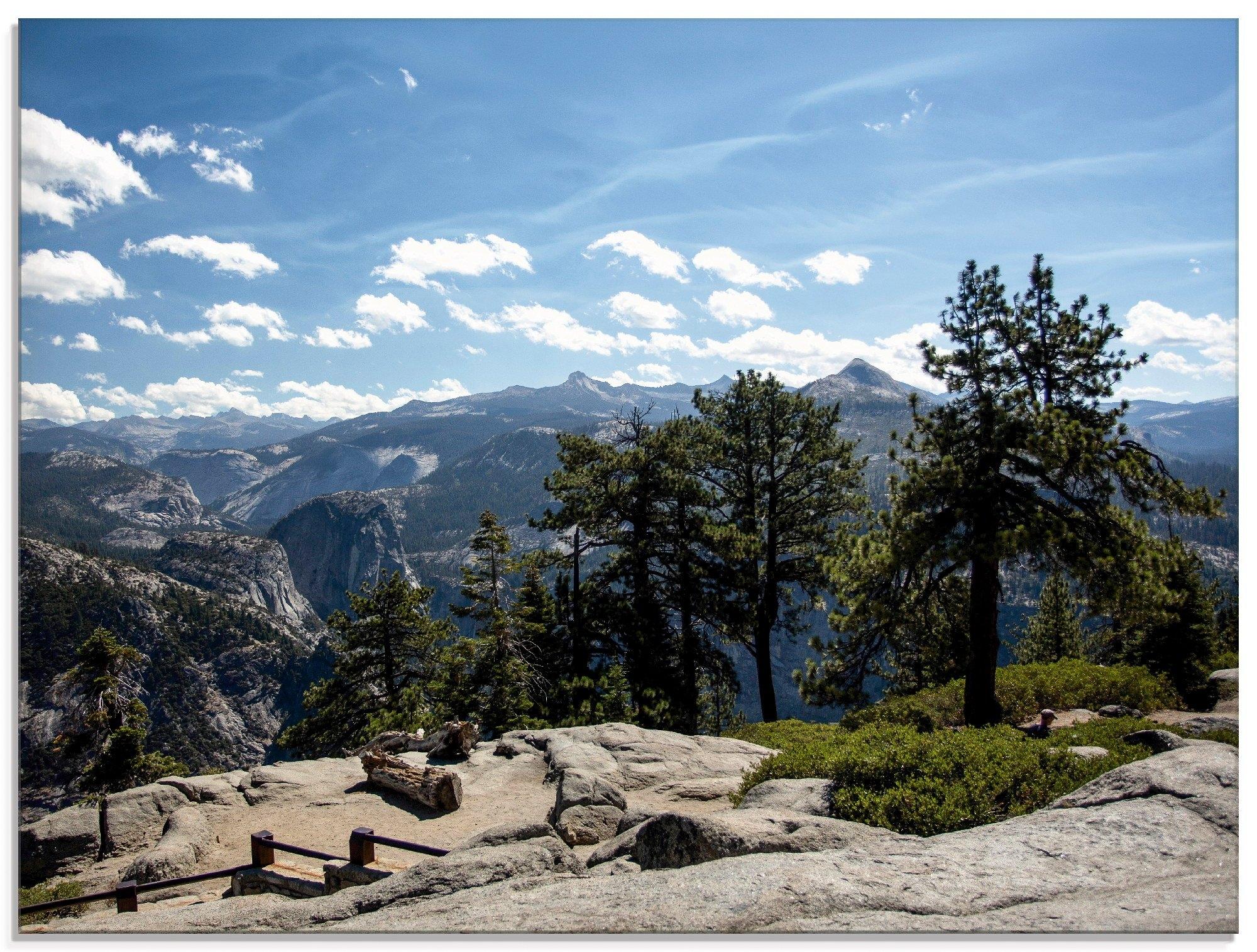 Op zoek naar een Artland print op glas Yosemite (1 stuk)? Koop online bij OTTO