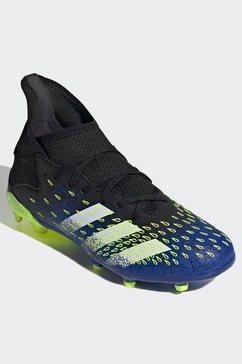 adidas performance voetbalschoenen »predator freak.3 fg« zwart