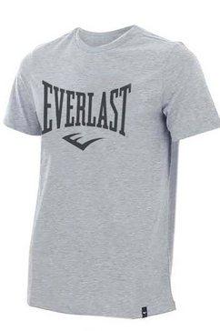 everlast t-shirt »manche courte« grijs