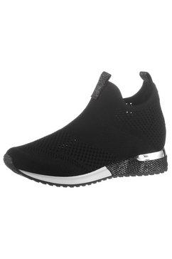 la strada instappers »fashion sneaker slip on« zwart