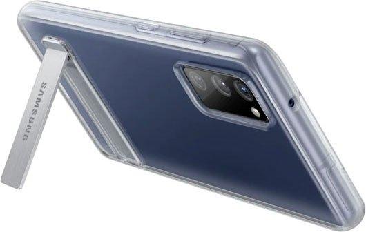 SAMSUNG »Clear Standing Cover EF-JG780 für das Galaxy S20 FE« smartphone-hoes veilig op otto.nl kopen