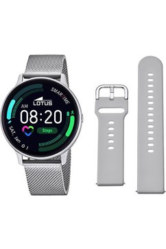 lotus smartwatch »smartime, 50014-1« (null) zilver