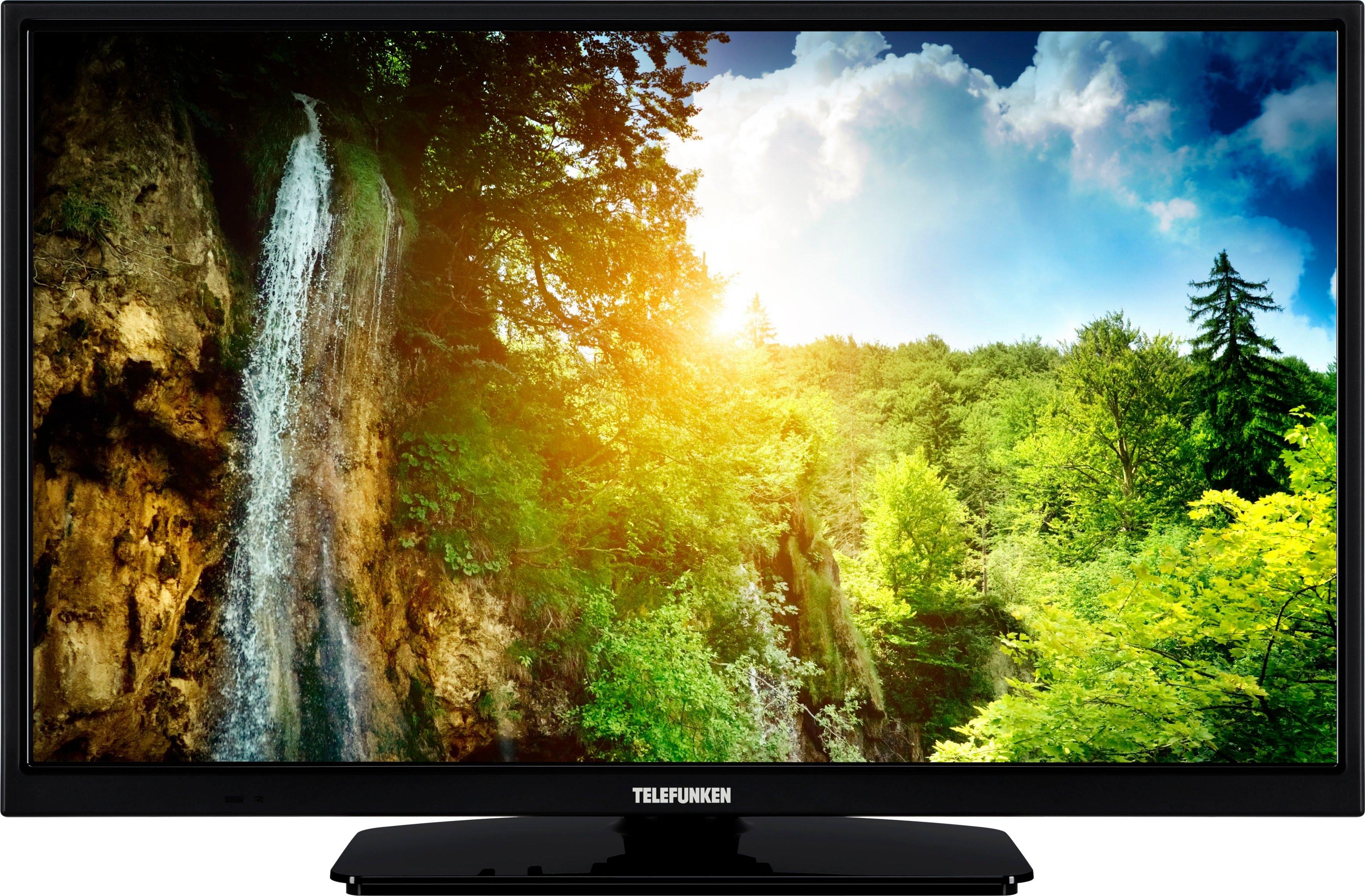 Telefunken LED-TV L24H554M1CW, 60 cm / 24