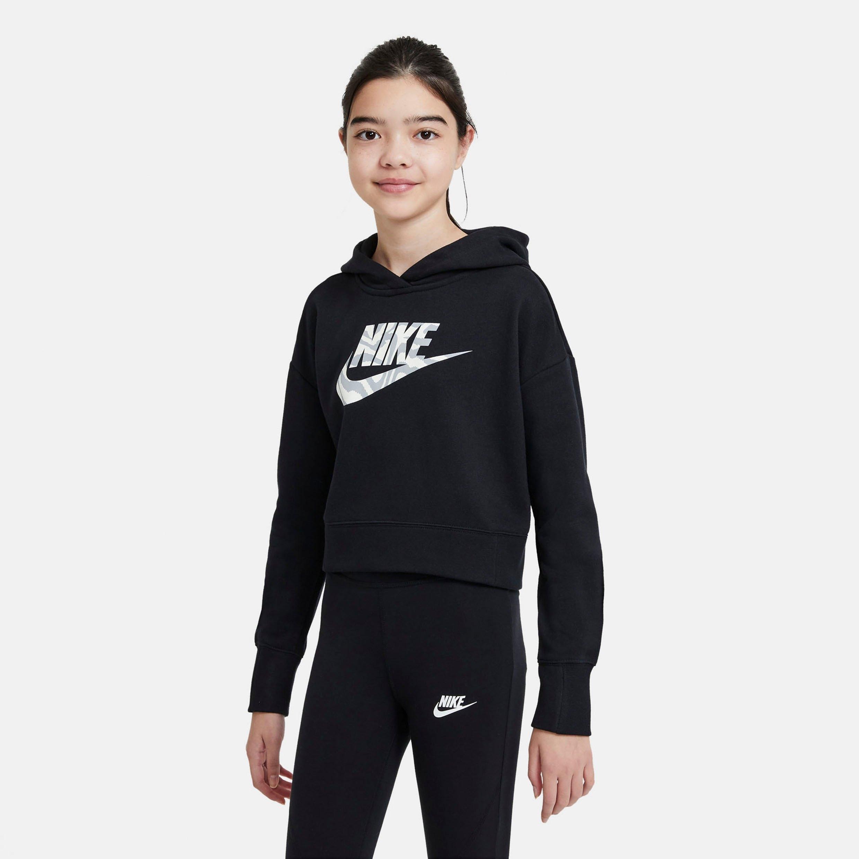 Op zoek naar een Nike Sportswear Nike hoodie »Nike Sportswear (2) Big Kids' (girls') Cropped Hoodie«? Koop online bij OTTO