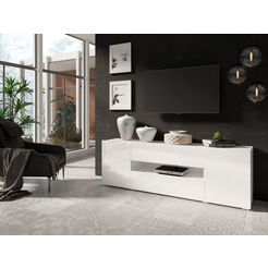 helvetia meble tv-meubel delos wit