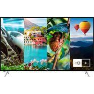 """hanseatic led-tv 65h600uds, 164 cm - 65 """", 4k ultra hd, smart-tv zwart"""