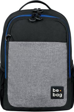 herlitz laptoprugzak zwart