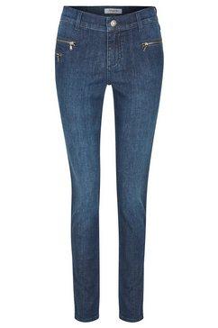 angels jeans malu zip blauw