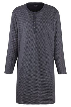 schiesser nachthemd grijs