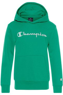 champion hoodie »hooded sweatshirt« groen