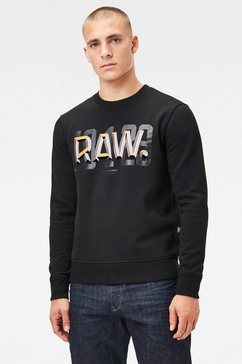g-star raw sweatshirt »raw dot sweat«