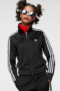adidas originals trainingsjack »firebird tt pb« zwart