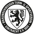 wall-art wandfolie eintracht brunswijk logo (1 stuk) zwart