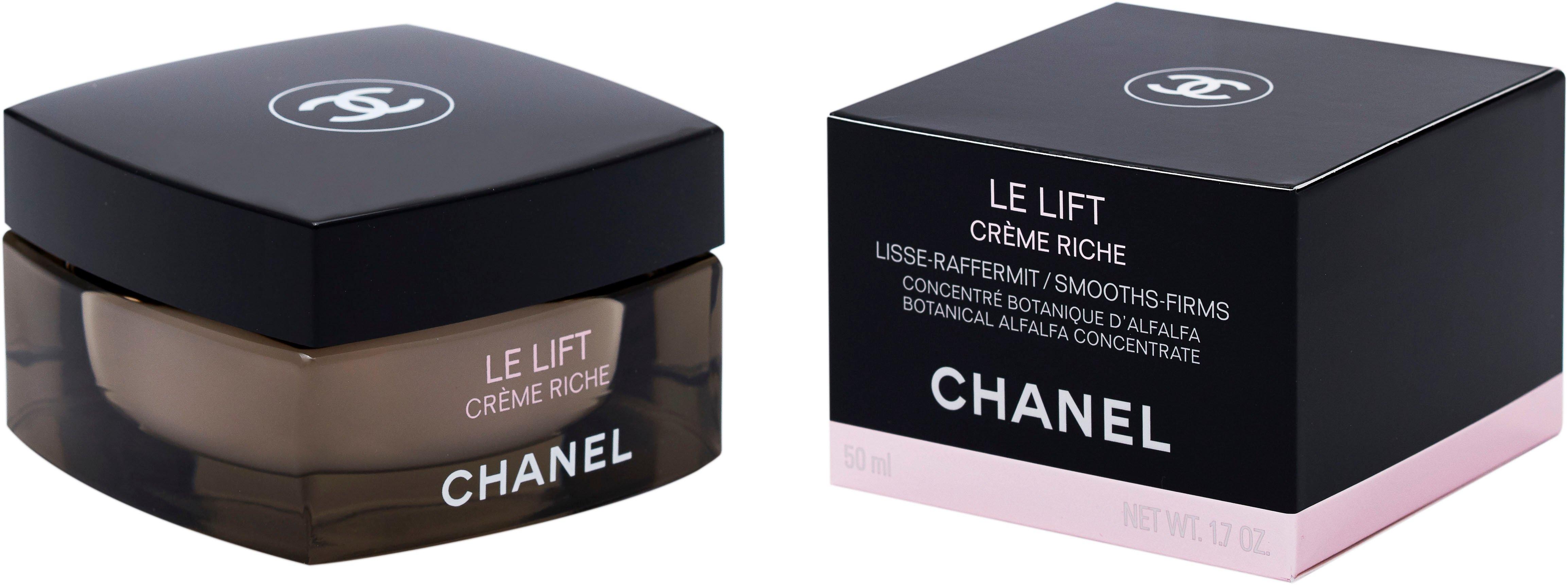 CHANEL anti-aging crème Le Lift Crème Riche nu online kopen bij OTTO