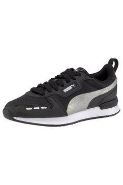 puma sneakers »puma r78 wmn's metallic fs« zwart