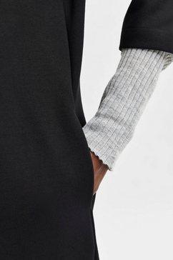 selected femme jerseyjurk slfcaro-tunni zwart