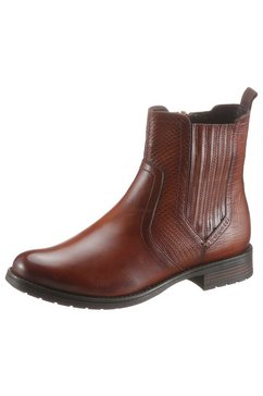 bugatti chelsea-boots »ronja« bruin