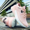 kappa sneakers »doolin« roze