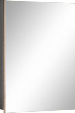 home affaire spiegelkast wisla breedte 60 cm grijs