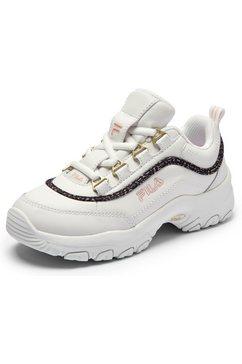 fila sneakers »strada a low jr« wit