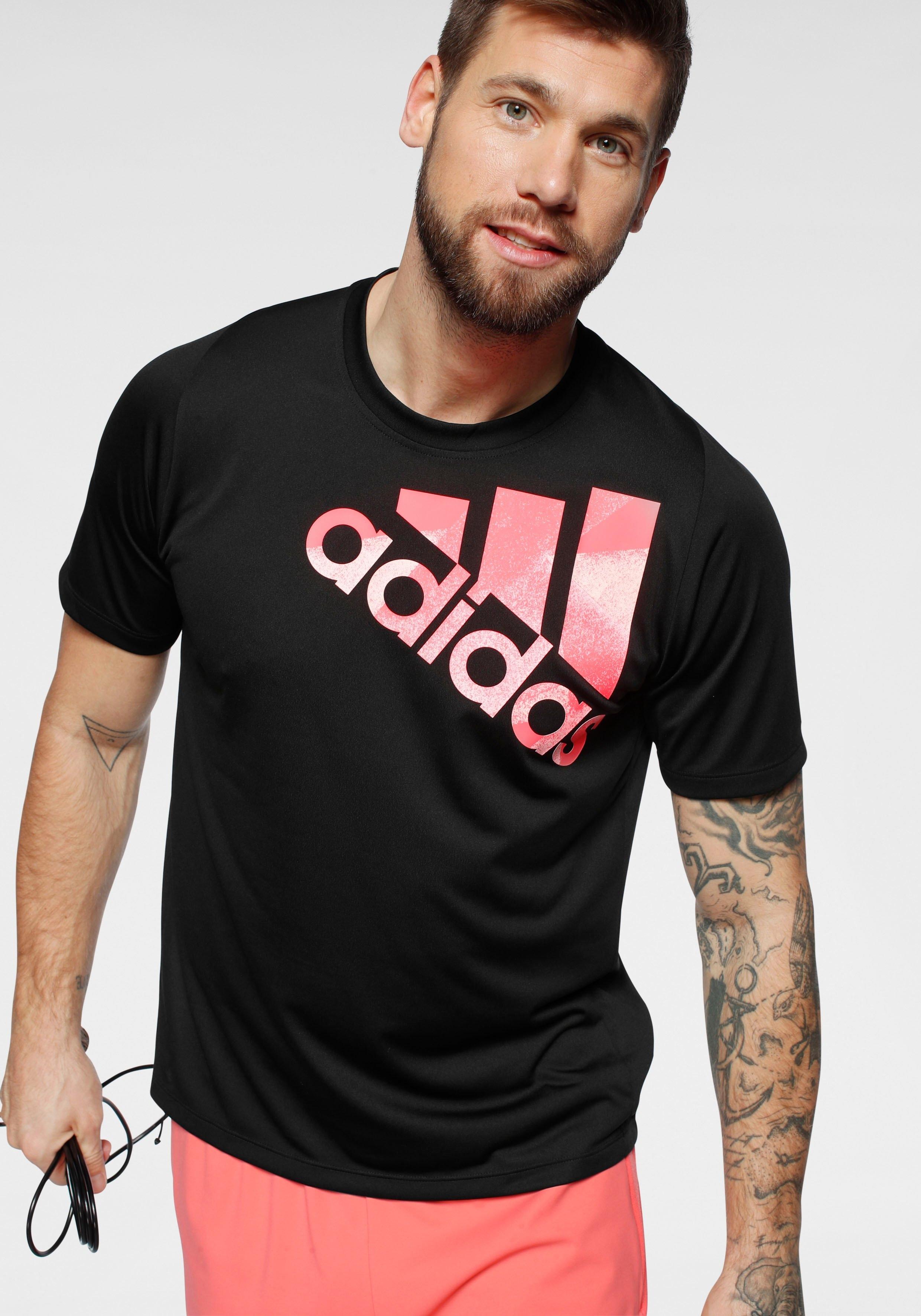 adidas Performance functioneel shirt »TKY OLY BATCH OF SPORTS TEE« online kopen op otto.nl