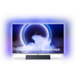 philips »43pus9235« led-tv zilver