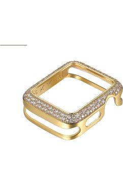 sky•b smartwatch-afdekking soda pop, w009g38, 38 mm goud