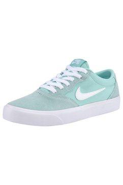 nike sb sneakers sb chron solarsoft blauw