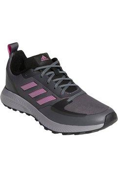 adidas performance runningschoenen »runfalcon 2.0 tr« grijs