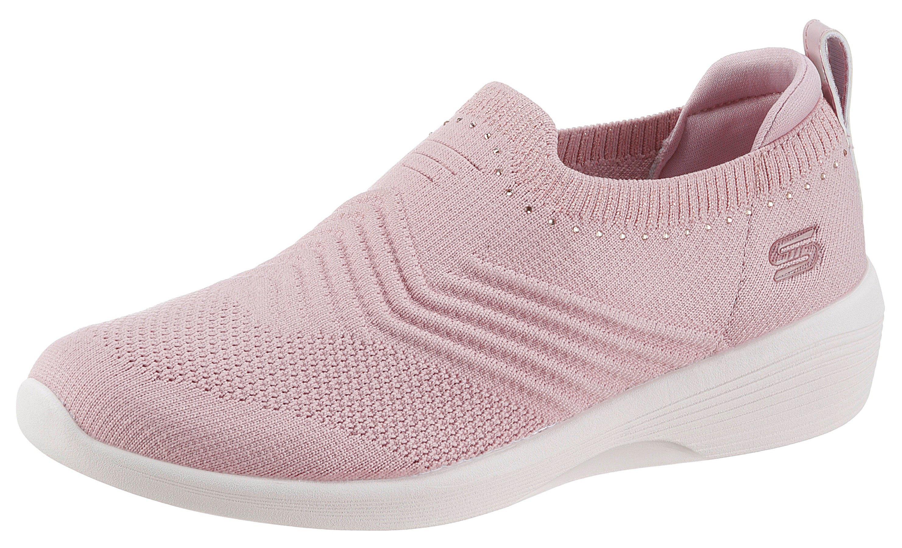 Skechers slip-on sneakers »ARYA« bestellen: 30 dagen bedenktijd