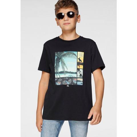 Quiksilver T-shirt HIDDEN COVE SS YTH