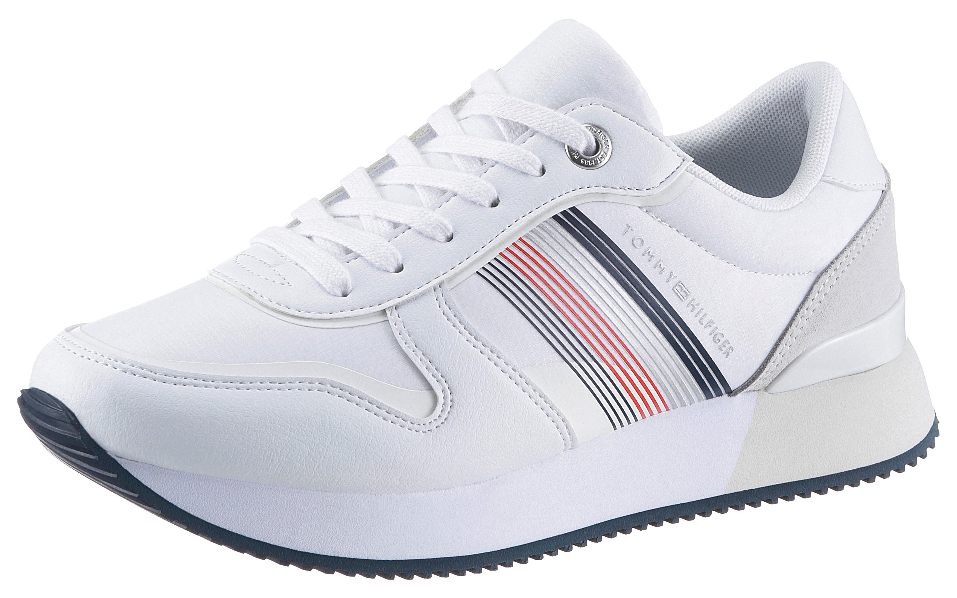 TOMMY HILFIGER plateausneakers »ACTIVE CITY SNEAKER; Model: ANNIE 2C3« veilig op otto.nl kopen