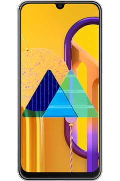 samsung »galaxy m30s« smartphone wit
