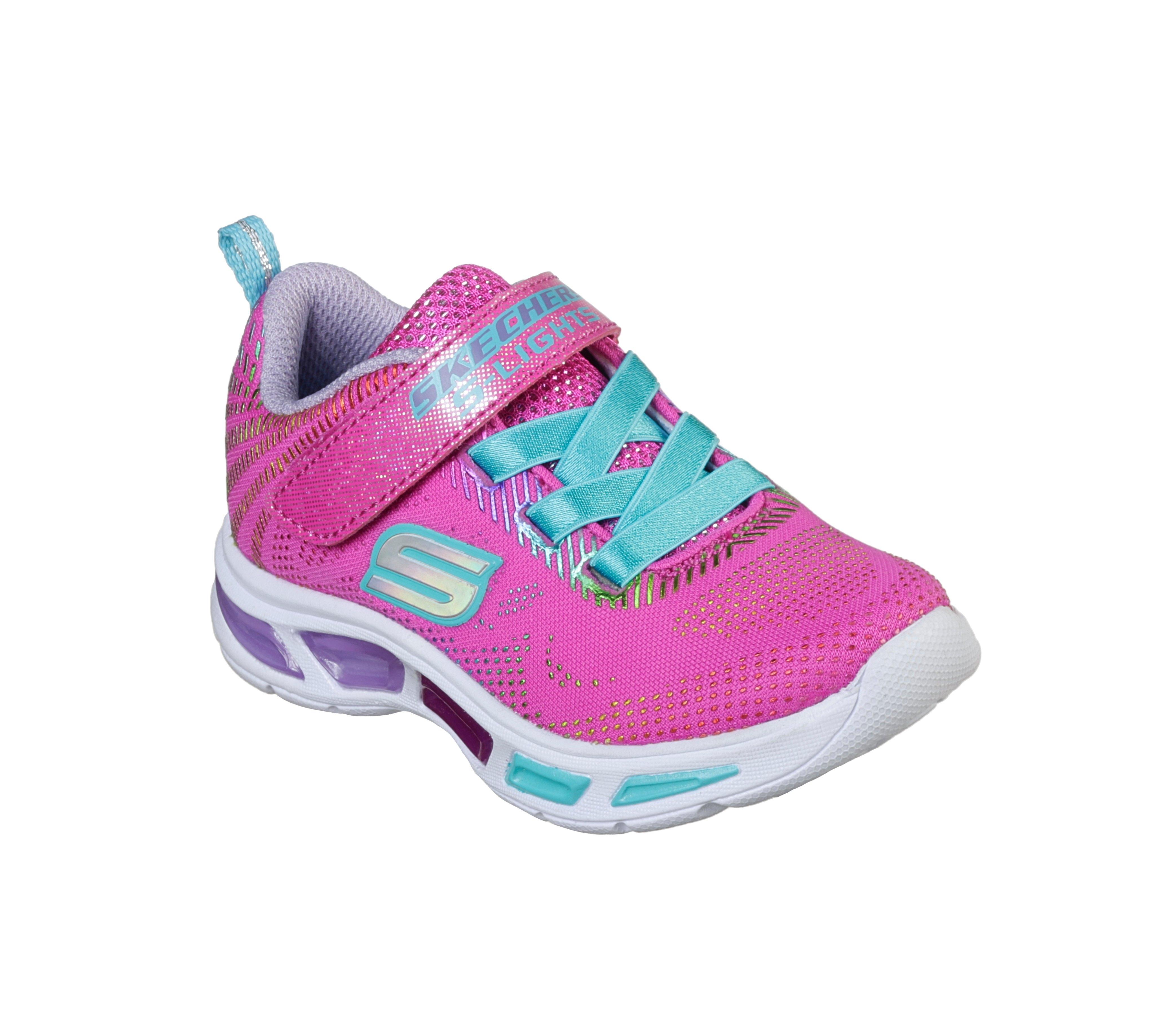 Op zoek naar een Skechers Kids Sneakers LITEBEAMS - GLEAM N' DREAM met blinkende zool? Koop online bij OTTO