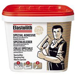 elastolith lijm »spezialkleber sandgrau«, voor steenstrips, 15 kg grijs
