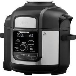 ninja multi-cooker op500eu schnellkochtopf; heissluftfritteuse zwart