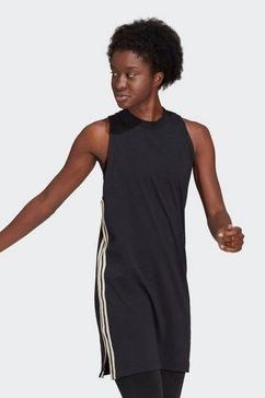 adidas performance mini-jurk zwart