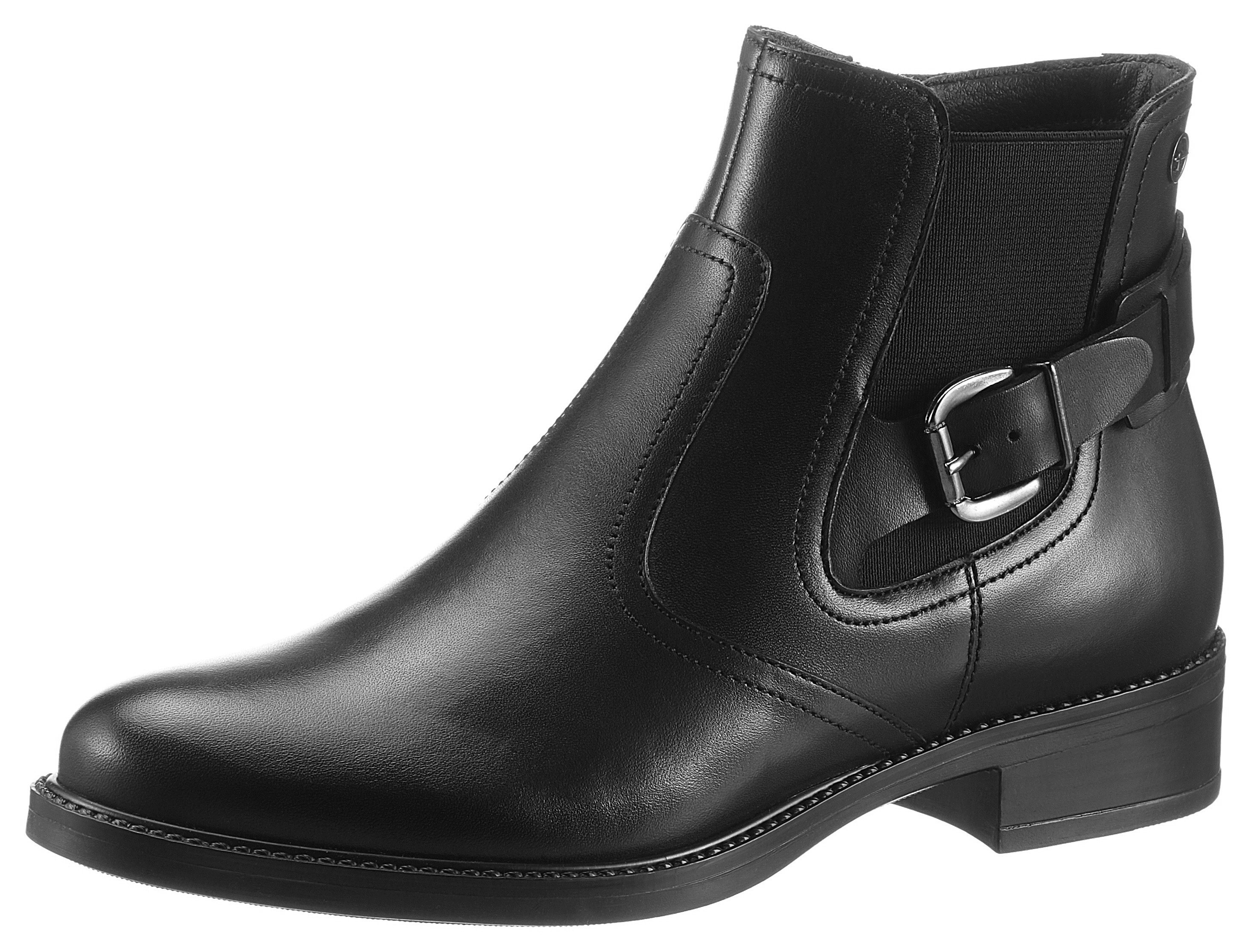 Tamaris Chelsea-boots in dandy-stijl bestellen: 30 dagen bedenktijd