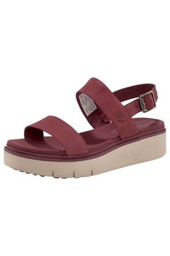 timberland sandalen »safari dawn 2band« rood