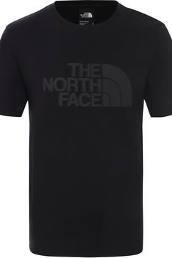 the north face t-shirt zwart